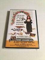 """DVD """"MAMA SANGRIENTA"""" COMO NUEVO ROGER CORMAN SHELLEY WINTERS PAT HINGLE DON STR"""