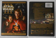 Star Wars III Revenge Of the Sith   U.S. dvd