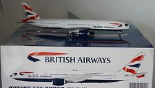 "Blue Box BBOX2538 Boeing 777-236ER British Airways G-YMMH ""Panda"" Colors 1:200"