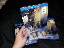 The Polar Express Blu Ray/DVD Exclusive Steelbook Holiday Movie