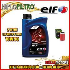 KIT TAGLIANDO 2LT OLIO ELF MOTO TECH 10W50 KTM 690 Enduro 1st Oil Filter 690CC 2