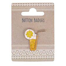 Pin/Button Badge ~ PINA COLADA