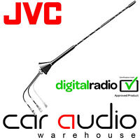 JVC HAL2 Car DAB AM FM Stereo Radio Roof Mount DAB+ Digital Antenna Aerial