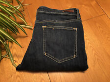 WOMENS ANTHROPOLOGIE PILCRO STET SKINNY ANKLE JEANS 31 X 27 NWOT...VERY NICE!