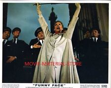 "Funny Face Original 8x10"" Lobby Card Photo #K5490"