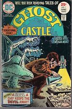 TALES OF GHOST CASTLE #1 DC 06/75 SANDMAN'S LUCIEN THE LIBRARIAN 1ST APPEAR FN+