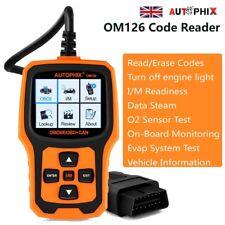 Universal Car Code Reader OBD2 Scanner Engine Diagnostic Reset Tool UK Autophix