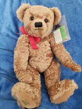 Merrythought Alpha Farnell Billy mohair Bear