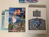 NEW IN BOX Wonder Project J2 w/ Pak Nintendo 64 Japanese Import N64