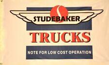 Studebaker Truck 3 X 5 Banner Flag