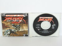 SHADOW OF THE BEAST PC-Engine SCD PCE Grafx Japan Game pe