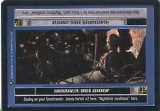 Star Wars CCG A New Hope Limited BB Sandcrawler: Droid Junkheap