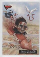 2007 Topps Hollywood Zombies #46 Johnny Knockedoff Non-Sports Card 2u6