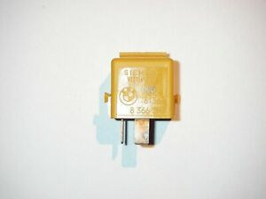Siemens Relay 61368366282 Connecting Plug BMW R 1100 850 1150