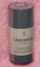 Karl LAGERFELD classic Deo Stick / Deodorant Stick 75 g *NEU* *OVP* neue Formel