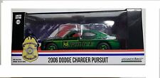 Green Machine 86171 2006 Charger US Secret Service Police 1:43 Greenlight Chase