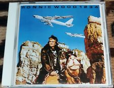 """Ron Wood """"1234"""" CD Sony Records"""