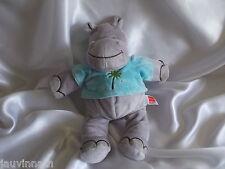 Doudou hippopotame gris, Influx, Blankie/Lovey/Newborn toy
