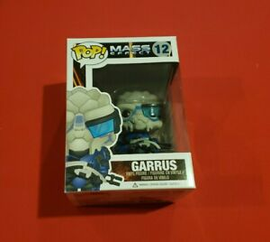 Funko POP Games Mass Effect #12 Garrus Vinyl Action Figure Toy