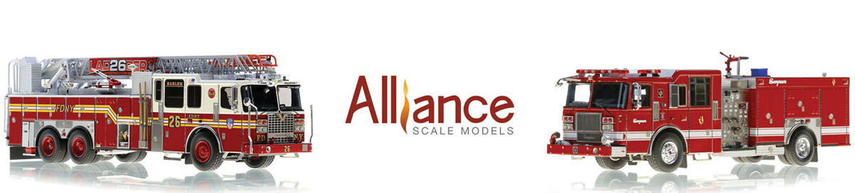 Alliance Scale Models