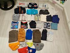 Lot vetement garcon 3 ans : pull, gilet, tee-shirt  pantalon, chemise