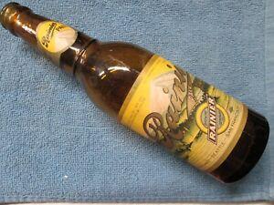 Vintage Rainier Pale Beer Long Neck Bottle