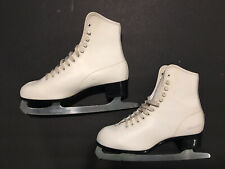 New listing White Imperial Womens Ice Figure Skates Size 8