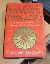 1999 - THE YAMATO DYNASTY, SECRET HISTORY OF JAPANS IMPERIAL FAMILY -1st HB DJ