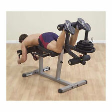 Body-Solid Commercial Leg Ext/Leg Curl Machine