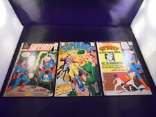 Superboy #146 #149 #184 Lot of 3 some wear.  NO STOCK PHOTOS!