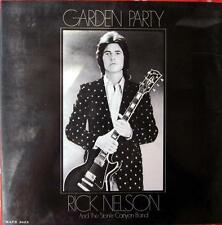 LP / RICK NELSON AND THE STONE CANYON BAND / FOC / RARITÄT /