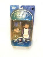 Mrs Claus Figure Memory Lane Rudolph and The Island Of Misfit Toys