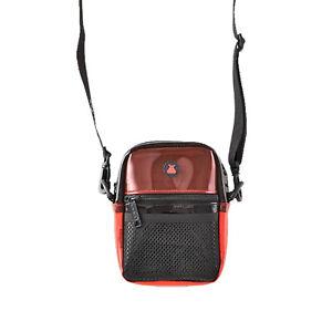 Bumbag Kevin Bradley Compact Shoulder Bag Black/Red