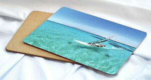 """Personalised Photo Place Mat/Table Mat Large 9"""" x 12.5"""""""