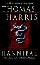 BUY 2 GET 1 FREE Hannibal by Thomas Harris (2000, Paperback)