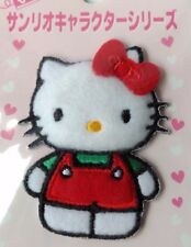 Hello Kitty Clothing patch Children girl made in Japan vintage new old stock