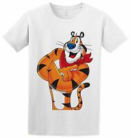 7e15a9c62b6 Tony the Tiger 90 s frosties Retro Kids Adult Television Inspired gift  T-Shirt