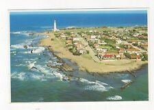 Faro de La Paloma Rocha Uruguay Postcard 350a ^