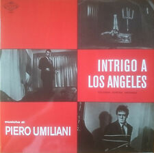 Piero Umiliani ‎– Intrigue in Los Angeles OST LP Contempo Records