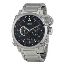 Oris BC4 Flight Timer Automatic Mens Watch 690-7615-4154MB