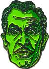 Внешний вид - Vincent Price Classic Face Pin [New ] Green, Pin, Collectible