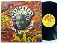 LLOYD PARKS Officially LP Attack 1974 UK press reggae  #2306