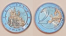 "Alemania 2 euros 2012 ""Baviera"" A * 1374 *."