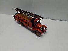 Volvo Fire Truck 1928 Leiterwagen Feuerwehr CONRAD 1:43  MIB Fire Engine C161