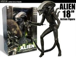 """Alien Classic Big Chap Xenomorph 18"""" Action Figure 1/4 Scale Aliens 1:4  21"""