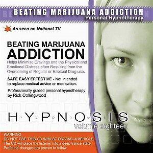 Hypnosis - Beating Marijuana Addiction (CD) Rick Collingwood
