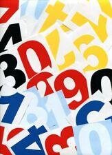 House Door Self Adhesive Weatherproof Decal Vinyl Sticker Numbers Office Bin 123
