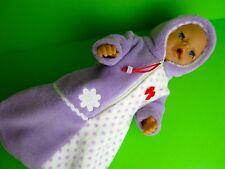 Für Baby Born/ Krümel Puppe 43  Schlafsack