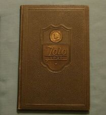 1929 FRANKLIN HIGH SCHOOL ANNUAL YEARBOOK SEATTLE WASHINGTON