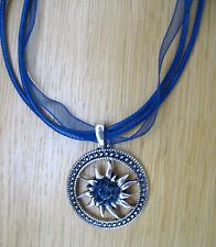Halskette Collier Edelweiß Necklace Oktoberfest Trachtenschmuck Dirndl 33